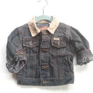 Levi's • baby boy denim jean jacket